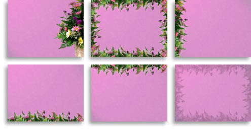 Christian Backgrounds - Mothers Day Designer Sets