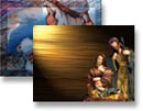 Christian Backgrounds - Christmas Both Collections